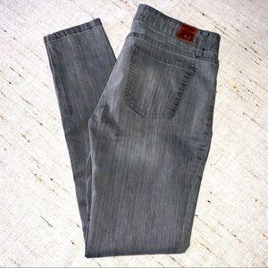 Life in Progress Sz 29 Gray Skinny jeans